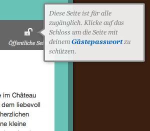 WeddingDonkey - Erstellt eure eigene Hochzeitshomepage mit Passwortschutz