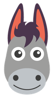 Donkey only
